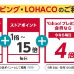 Yahoo! JAPANカードはヤフーショッピングで買い物をする場合は必須アイテム