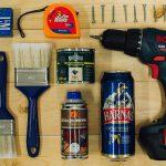 床(フローリング)を張り替える為に必要なDIY工具と材料のリスト